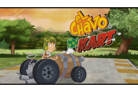 El Chavo Kart - The Funfair (Xbox360) Gameplay - YouTube
