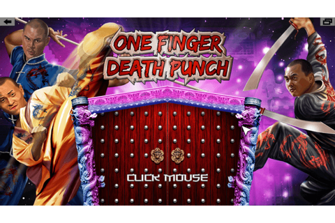 One Finger Death Punch Full Game Free Download - Free PC ...