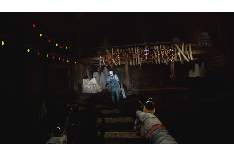 'Until Dawn: Rush of Blood' Review – Road to VR