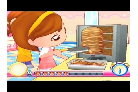 Cooking Mama 2 World Kitchen Wii - YouTube