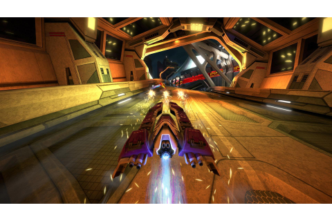 The remastered Wipeout: Omega Collection speeds to the top ...