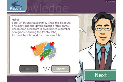 Brain Exercise with Dr. Kawashima Free Download Full PC ...