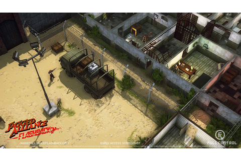 Jagged Alliance: Flashback | macgamestore.com