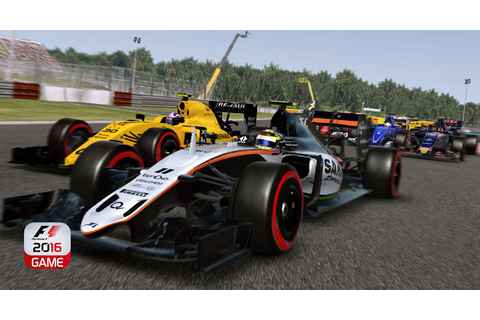 Codemasters Brings F1 2016 To Your Mobile