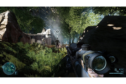 Gorgeous New Sniper: Ghost Warrior 2 Screenshots