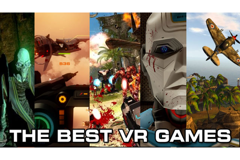 Top 10 Hottest VR Games of 2017 | Movie TV Tech Geeks News