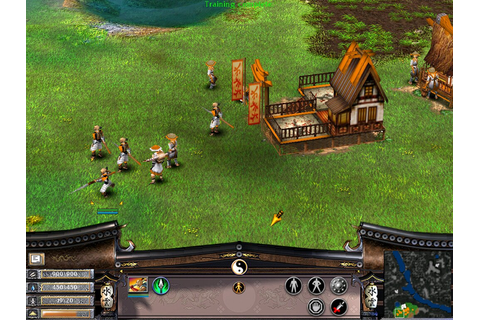 Battle Realms - Full Version Game Download - PcGameFreeTop