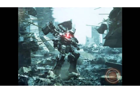 Armored Core: Last Raven - Intro - YouTube