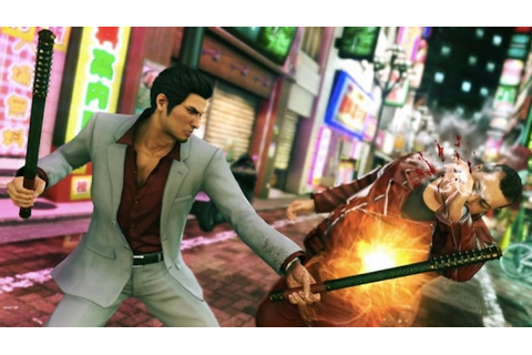 Yakuza Kiwami 2 for PS4 Is Quite Possibly the Best Looking ...