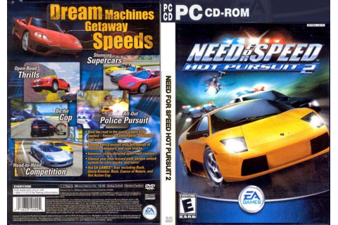 Need for Speed: Hot Pursuit 2 [Compressed: 49Mb] - Blog ...