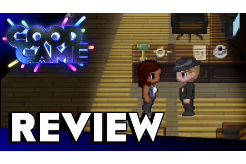 Good Game Review - Always Sometimes Monsters - TX: 17/06 ...