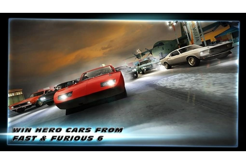 Fast & Furious 6: The Game - Download
