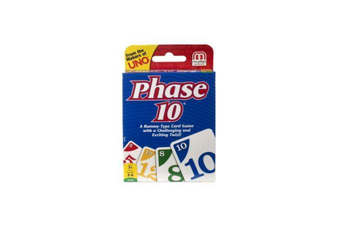 Phase 10 Card Game - Newegg.com