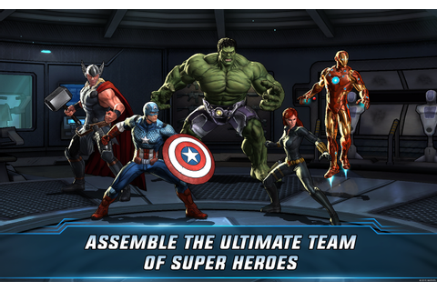 "Free Download "" Avengers Alliance 2 v3.1.2 Mod "" Android ..."