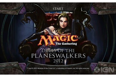 Magic: The Gathering -- Duels of the Planeswalkers 2012 ...