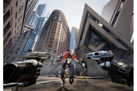 Robo Recall' Review – Road to VR