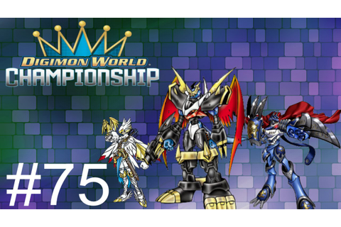 Digimon World Championship - Episode 75 - The Finale (Just ...