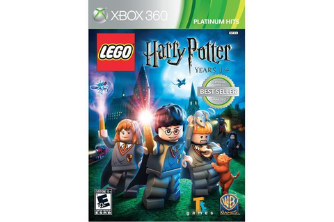 Lego Harry Potter: years 1-4 Xbox 360 Game - Newegg.com
