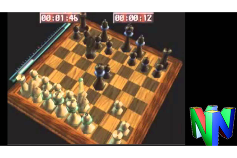 Virtual Chess 64 - (Nintendo 64) N64 - YouTube