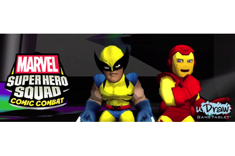 Marvel Super Hero Squad: Comic Combat Available Now ...