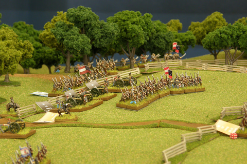 On Campaign With General Bt Sherman 2.0: Battle of Bull ...