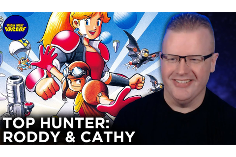 Top Hunter: Roddy & Cathy - Neo Geo Game Review | Friday ...