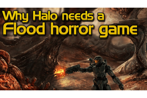 Why Halo needs a Flood horror game - YouTube
