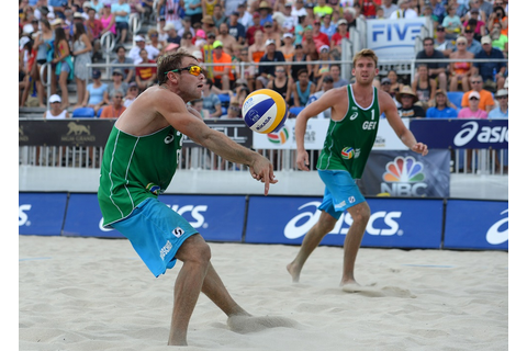 Baku 2015 announce qualifiers for beach volleyball tournament