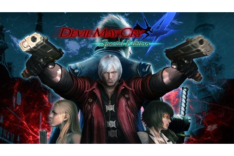 Devil May Cry 4 Pc Game Free Full Version