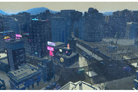 Buy Cities: Skylines - Snowfall DLC PC Game | Steam Download