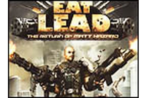 Classic Game Room HD - EAT LEAD: The Return of Matt Hazard ...