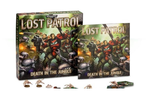 Wargame News and Terrain: Games Workshop: Lost Patrol ...
