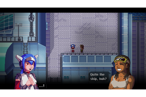 Crossing the Streams: CrossCode Demo (And Crowdfunding ...