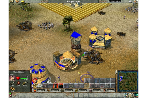 Empire Earth Game - Free Download Full Version For PC