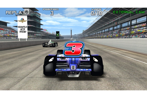 INDY 500 Arcade Racing Archives - GameRevolution