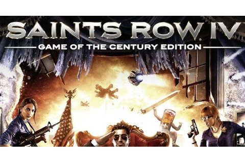 Saints Row 4: Game of the Century Edition is real, US ...