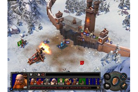 Heroes of Might and Magic V: Hammers of Fate - PC ...