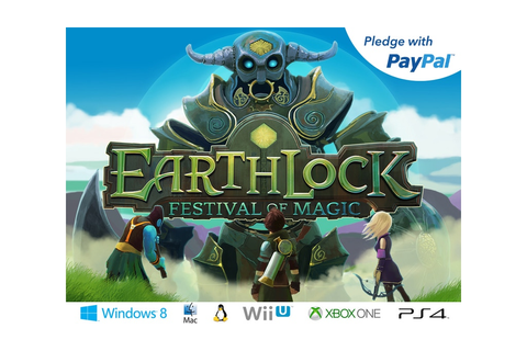 Earthlock: Festival of Magic (Wii U, PS4, XBO, PC & Mac ...