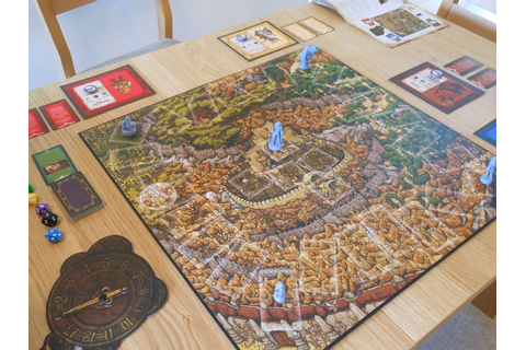 Review - Jim Henson's Labyrinth: The Board Game | Always ...