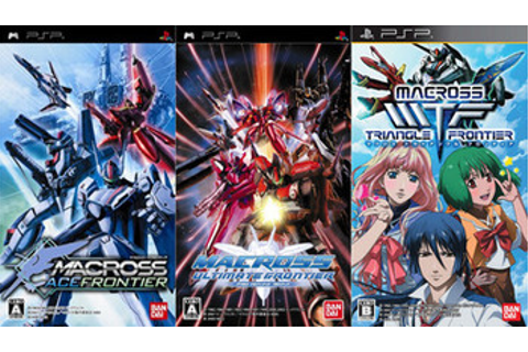 Macross Frontier Trilogy (Video Game) - TV Tropes