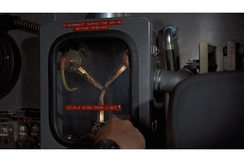 Flux capacitor | Futurepedia | Fandom powered by Wikia