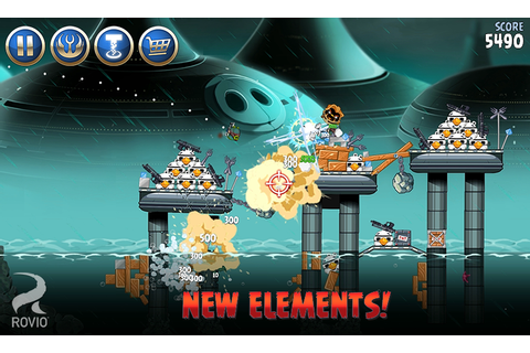 Angry Birds Star Wars II Free - Android Apps on Google Play