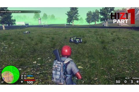 H1Z1 Battle Royale - Part 1 - FIRST GAME (PS4 Pro Gameplay ...