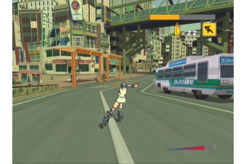 Underrated Games: Jet Set Radio Future | Alt:Mag