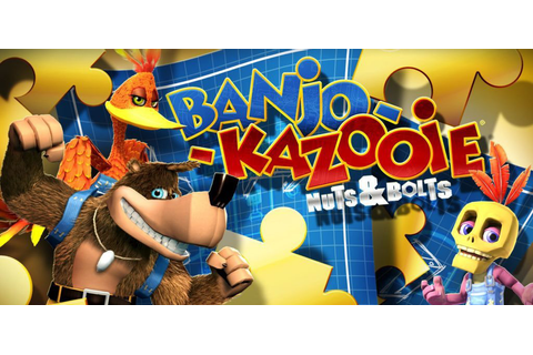 Games similar to Banjo-Kazooie: Nuts & Bolts | ResetEra