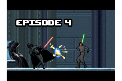Playthrough sur Star Wars Trilogy: Apprentice of the Force ...