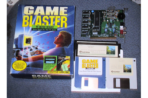 File:Game Blaster - Packaging.jpg - Video Game Music ...