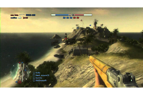 BATTLEFIELD 1943 / Iwo Jima gameplay - YouTube