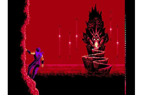 Ninja Gaiden II: The Dark Sword of Chaos (NES) - 2nd ...