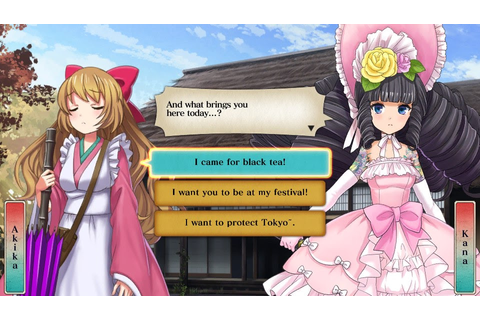 Tokyo Tattoo Girls Releases on PS Vita and PC in North ...